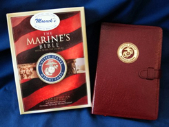 Bibles for Marines